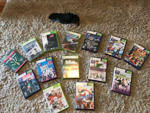 Xbox Games and Kinect