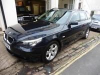BMW 5 Series 2.0 se estate with leather /bluetooth /command DIESEL 2007/07