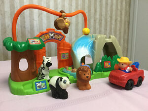 Fisher Price Little People Sound Zoo
