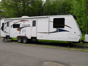 Spacious Surveyor Travel Trailer