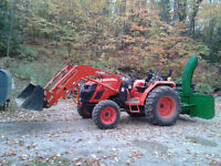 Compact Tractor to Trade