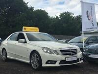2010 Mercedes-Benz E Class 2.1 E200 CDI BlueEFFICIENCY Sport 4dr