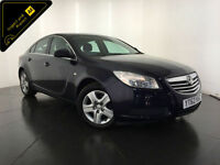 2012 62 VAUXHALL INSIGNIA EXCLUSIV NAV CDTI 1 OWNER SERVICE HISTORY FINANCE PX