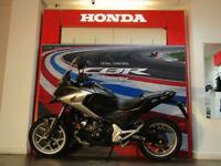 Honda NC 750X DCT