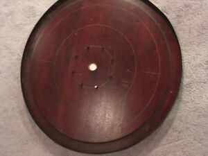 Antique classic Crokinole Board