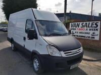 Iveco Daily 35512 MWB White Diesel Van