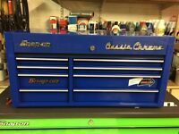 """40"""" Snap on toolbox - top box - immaculate condition"""