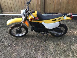 Forsale DS80 Suzuki.