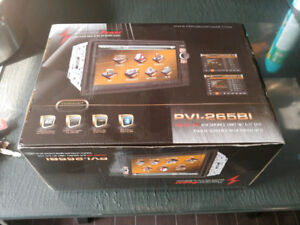 """BRAND NEW IN BOX 6.5"""" inch DOUBLE DIN DECK !!"""