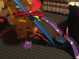 Kids Car Playset