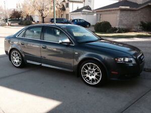 FOR SALE: 2006 Audi S4 4.2L V8 6sp manual