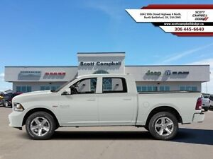 2014 Ram 1500 Sport   - Sunroof - Uconnect -