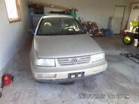 1996 Volkswagen Jetta Sedan