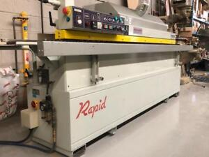 Cehisa EP-8 Industrial Edgebander For Sale-Great condition! New upgrades!