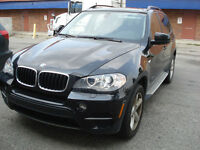 Fully Loaded, 2012 BMW X5 35i SUV, Crossover; Need Nothing