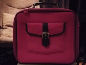 Fashionable Pink Laptop Carrying Case
