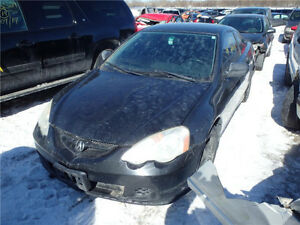 ACURA RSX 2002/2006/  FOR PARTS PARTS ONLY)