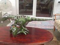 Wow wee roboraptor dinosaur