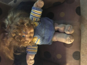 Original Cabbage Pack Doll