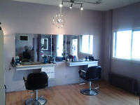 HAIR SALON FOR RENT IN PRIME CENTRAL LOCATION