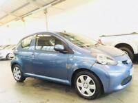2008 Toyota Aygo 1.0 VVT-i Blue Multimode 3dr