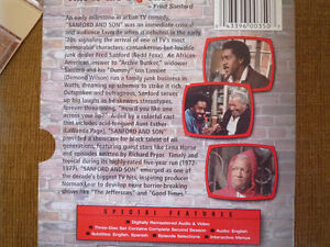 CLASSIC TV DVDs - Sanford and Son -- Season 2 AND 4! Kitchener / Waterloo Kitchener Area image 2