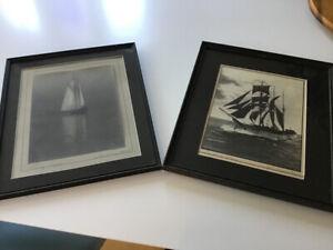 Original Wallace MacAskill 1920 Photograph...Gray Dawn..