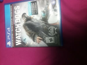 Ps4 games watchdog 1 and 2