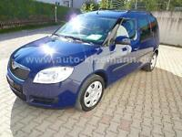 Skoda Roomster 1.4 16V Style PLUS EDITION 8fach ber.