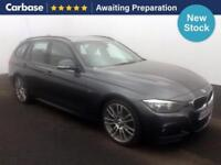 2014 BMW 3 SERIES 320d M Sport 5dr Step Auto Estate Touring
