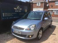Ford Fiesta 1.6 TDCi Zetec Climate 5dr