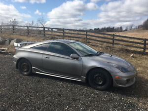 2004 Toyota Celica GTS Coupe AS IS