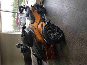 Can-am Spyder 2013 RS-S SE5