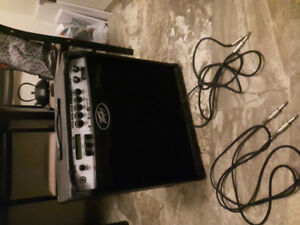Large peavey guitar/bass amp 100 wats