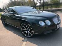 Bentley Continental 6.0 auto 2006 GT FULL BENTLEY SERVICE HISTORY PRESTINE 2 KEY