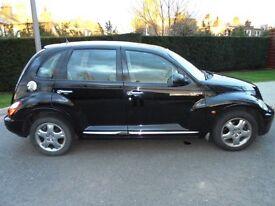 Chrysler apt cruiser 2.4 limited 5dr 2 keys, full leather.