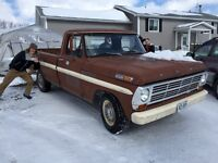 1969 Ford F-250 (Trade?)