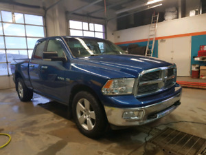 2010 Ram 1500 SLT 4x4 Quad Cab for sale $9,200