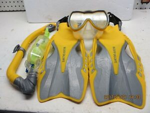youth snorkle set