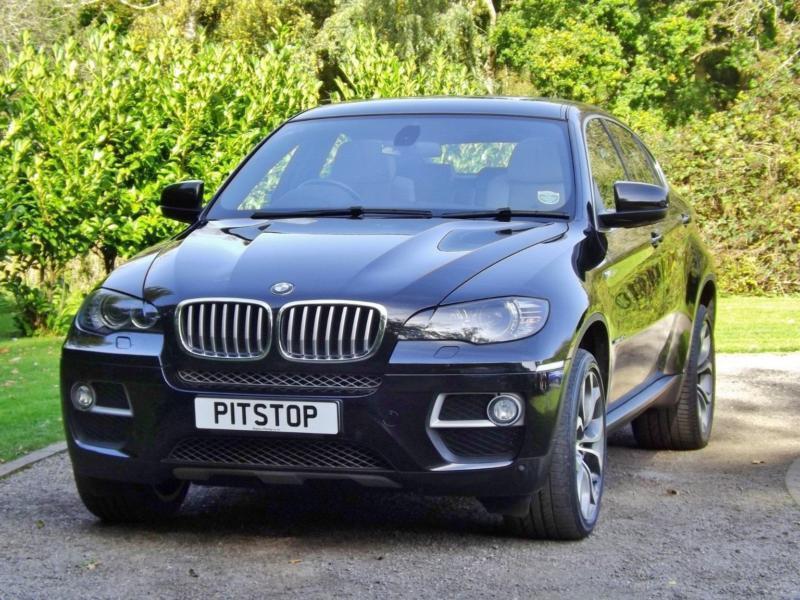 BMW X6 xDrive 3.0 Xdrive40d 5dr DIESEL AUTOMATIC 2014/14