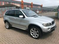 ***BMW X5 3.0D SATNAV•PRIVACY GLASS•ALLOYS•FULL LEATHERS***
