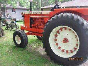 D21 Allis Chalmers 1966 Peterborough Peterborough Area image 2