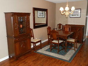 Antique Walnut Dining Room Set Buy And Sell Furniture In