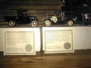 2 Ford Diecast Trucks