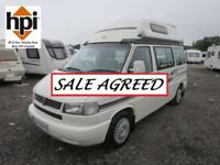 VW T4 Auto Sleeper Trident Campervan - Cruise Control