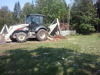 Tree and Stump Removal / Small Demolition / 646-0232