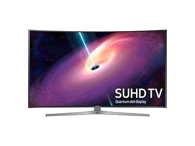 """Samsung UN65JS9000AFXZA  65"""" Full 3D 4K Super UHD LED LCD SMART TV"""