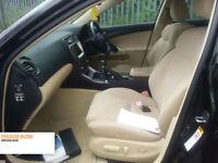 2008 Lexus IS 220d 2.2TD ( sr ) ( Multimedia ) Sport