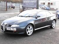 Alfa Romeo GT 1.9JTDM, Coupe, 2006, FSH, 6 Months AA Warranty