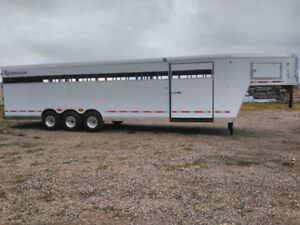STOCK TRAILERS--PRICED TO SELL!
